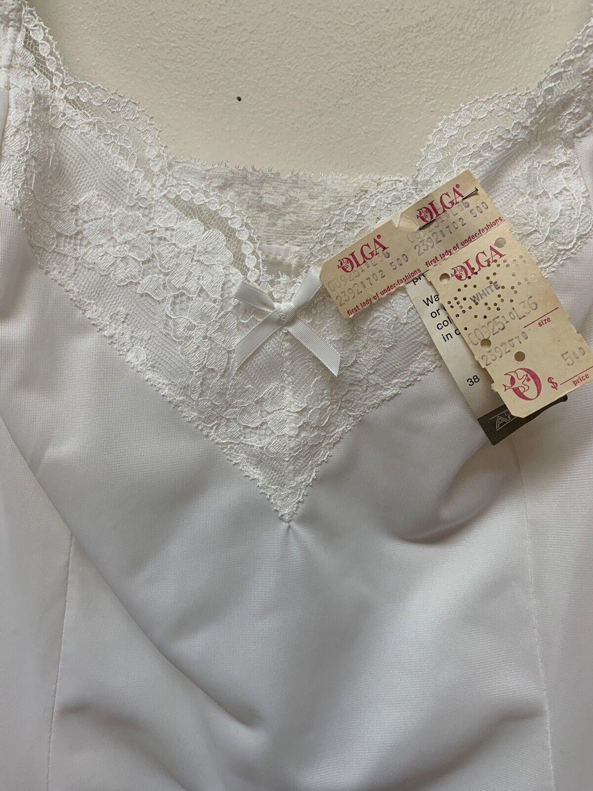 Vintage NOLAN MILLER *Size 16* Faux Silk Beaded Rhinestone Embellished Camisole Cami Tank Top