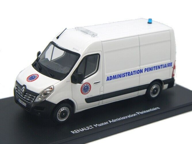 Renault Master Administration pénitentiaire ELIGOR