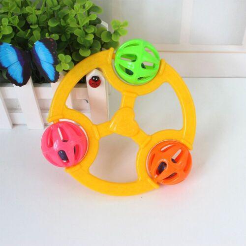 Creative Rattles Development Hand Bell Kids Early Educational Newborn Grasp Toys