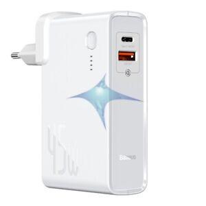 10000mAh-Power-Bank-Ersatz-Akku-Quick-Charge-Ladegeraet-Netzteil-fuer-Laptop
