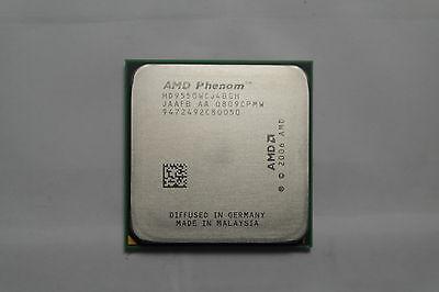 AMD Phenom X4 9550 2.2 GHz Quad-Core (HD9550WCJ4BGH) Processor w / Grease
