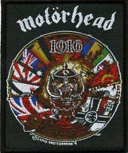 Motorhead-034-1916-034-Patch-Cucire-su-Patch-601844