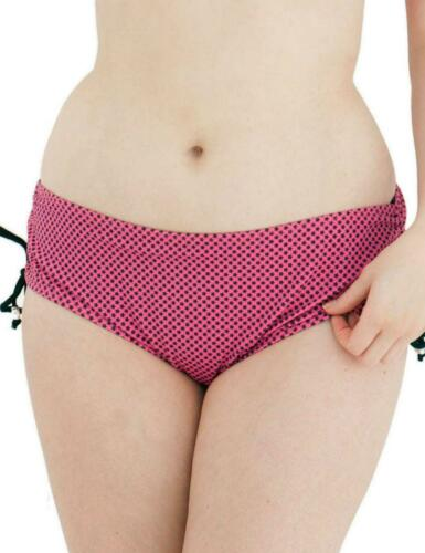 Curvy Kate Starry Eyed Bikini Brief Short CS2213 Flamingo Pink