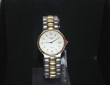 LONGINES CONQUEST 4020 TWO TONE GOLD PLATED MENS / WOMENS WATCH & BOX RRP £1200