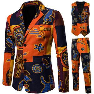 Vestiti Eleganti Uomo Colorati.Elegante Abito Vestito Completo Uomo Colorato Giacca Pantalone