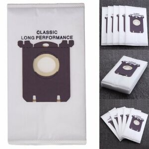 5-10pcs-Disposable-Vacuum-Cleaner-Dust-Bags-For-Philips-Electrolux-S-bag-Clean
