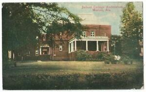 Marion-Alabama-AL-Judson-College-Auditorium-1914