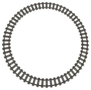 LEGO-Train-Track-Curve-Courbe-16-piece-cercle-rails-75955-10254-10233-10219