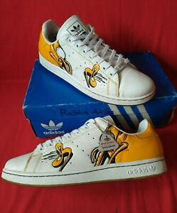 Details about Adidas Stan Smith End to End Joe Graffiti Rime Sneakers Size 10 #17221