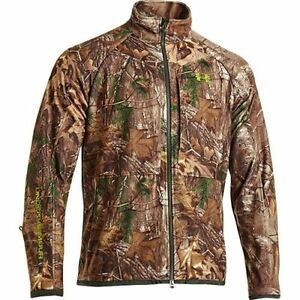 Under Armour Men's ColdGear Rut Infrared Scent Control Hunting Jacket 1247869