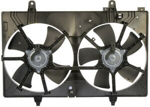 Engine-Cooling-Fan-Assembly-Dorman-620-412-fits-03-07-Nissan-Murano