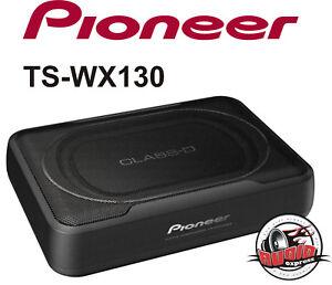 pioneer ts wx130ea aktivsubwoofer 160 watt pkw wohnmobil. Black Bedroom Furniture Sets. Home Design Ideas
