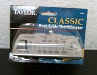 Taylor Classic Oven Guide Thermometer Stainless Steel 5921