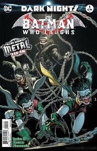 DC-COMICS-BATMAN-WHO-LAUGHS-1-2nd-PRINT-VARIANT-METAL-TIE-COVER-A