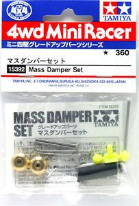Image is loading Tamiya-15392-Mini-4WD-Mass-Damper-Set