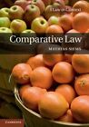Comparative Law by Mathias M. Siems (Paperback, 2014)