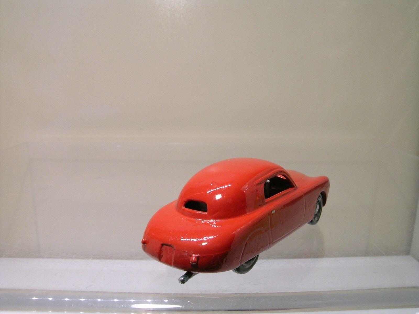 F.D.S. F.D.S. F.D.S. FDS ITALY No.6 FIAT ABARTH 1100 S MM 1947 rojo blancoMETAL HAND-BUILT 1 43 086717
