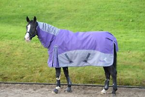 350g Fixed Neck Turnout Horse Rug