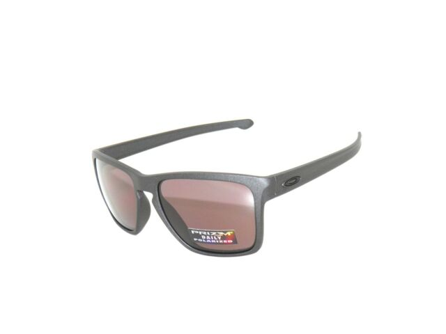 6adb9b55e9689 Oakley 9346-08 Sliver XL (A) Steel Prizm Daily Polarized Sunglasses Sale