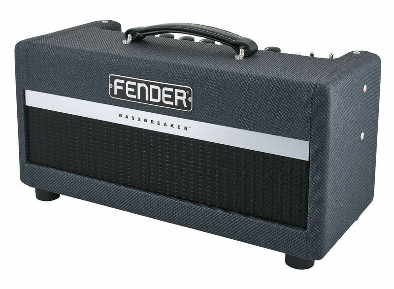 FENDER BASSBREAKER 15 HEAD VALVE   TUBE GUITAR AMP