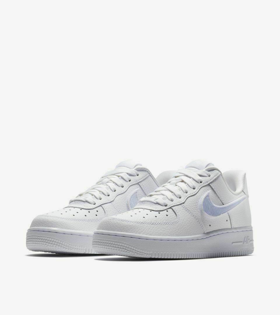 Nike WOMEN'S Air Air Air Force 1-100 SWOOSH PACK SIZE 10.5 BRAND NEW 320a02