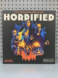 Ravensburger Horrified Universal Monsters Strategy Board Game for Ages 10 & Up