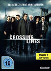 DVD R2 Crossing Lines 2014 TV Series Second Season Two William Fichtner Region 2