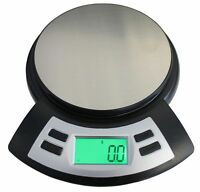 Professional Digital Table Scale Jewelry Silver Weight Coin Rough Gem Gold Bowl
