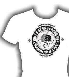 Girly Frauen Damen T-Shirt Biker Motorrad Old School Mode Vintage Rules Hot Rod