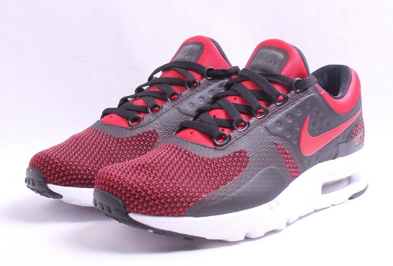 Nike Air Max Zero Essential University Red Men SZ 7.5 - 10