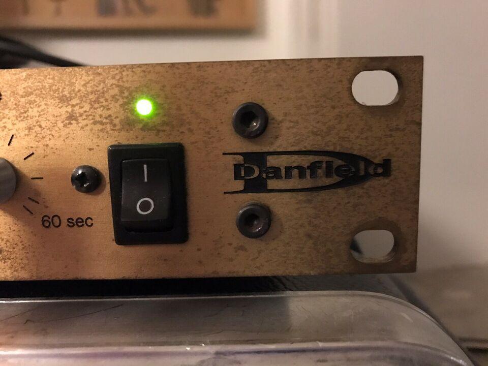 compressor, danfield 726