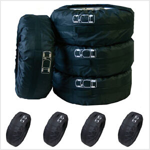 4x-SUV-Truck-4x4-Spare-Tyre-Storage-Protection-Cover-Carry-Tote-Bag-16-034-22-034-Tire