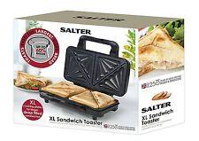 Salter Eléctrico Profundo llenar Tostadora Sandwich Maker 2 porciones 900w EK2017S