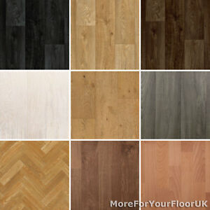 New wood plank vinyl flooring roll quality lino anti slip for Cheap lino floor covering