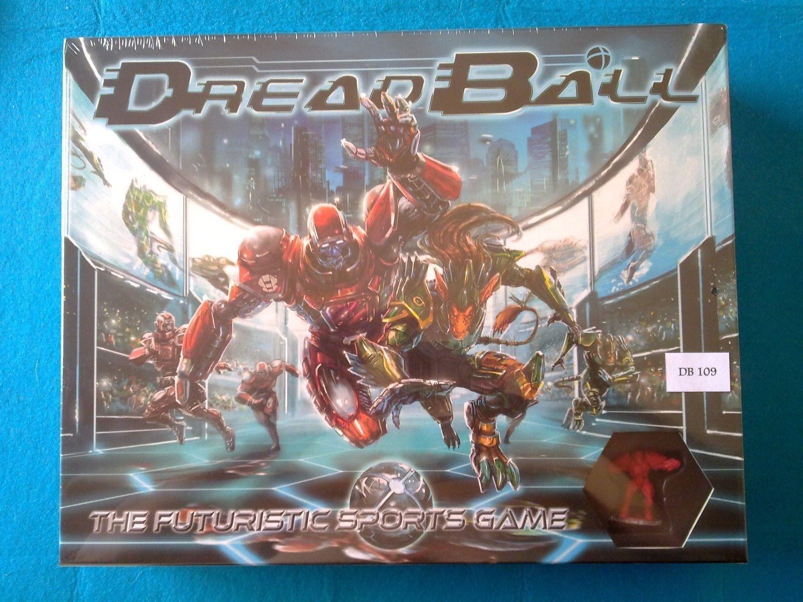 Mantic Games Dreadball 2 - Game Box Sealed - DB109