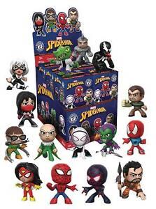 Funko Marvel Spider-Man Classique Mystery Minis Factory Etui Scellé De 12 Figurines