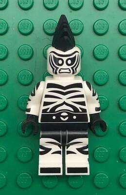 Lego Zebra-Man Minifig Lot: Batman Movie Figure 70907 ...