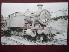 PHOTO  GWR LOCO NO 4247 AT CARDIFF (E DOCKS) 3/9/64