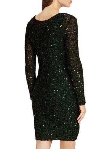 Nouveau Femme ex Phase huit RRP £ 110 PIN Juana paillettes robe de soirée Taille 6-18