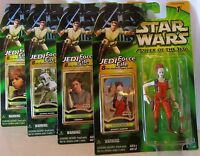 Star Wars: Power Of The Jedi Action Figure Collection 1