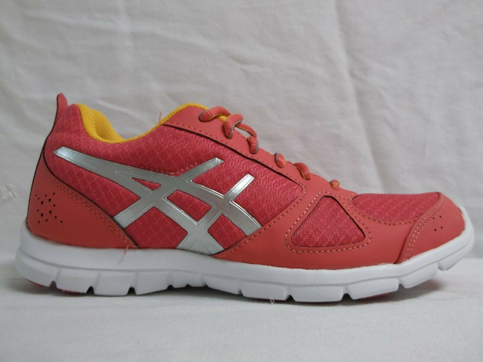 Asics Size 5 M Gel Muse Fit Raspberry Running Sneakers New Womens shoes NWOB