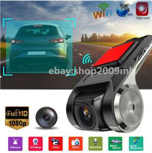 US Anytek X28 FHD 1080P 150° Dash Cam Car DVR Camera Recorder WiFi ADAS G-sensor