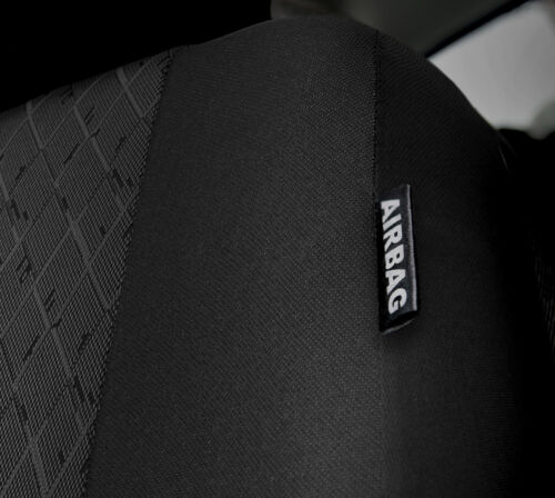 Kia Venga Grau Universal Sitzbezüge Sitzbezug Auto Schonbezüge PROFI