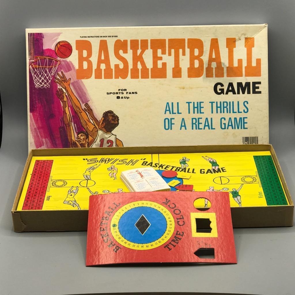 Vintage Match  de Basket Tee Pee Jouets No.883  bon prix