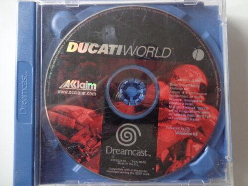1 von 1 - Sega Dreamcast Spiel - Ducati World (mit OVP) (PAL) 10823873