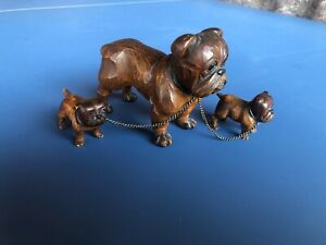 Dogs-Wooden-Carved-Dog-Boxer-Statue-Figure
