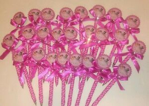 25 pcs Baby shower pens favors for girl (its a girl)