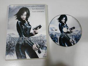 UNDERWORLD-EVOLUTION-DVD-EXTRAS-KATE-BECKINSALE-ESPANOL-ENGLISH