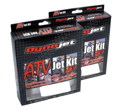DynoJet Dyno ATV Jet Kit Stage 1 /& 2 Yamaha Raptor 250 08 09 10 11 12 Q435