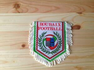 Fanion-Football-Roubaix-Football-France